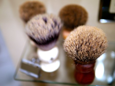 best type of shaving brush