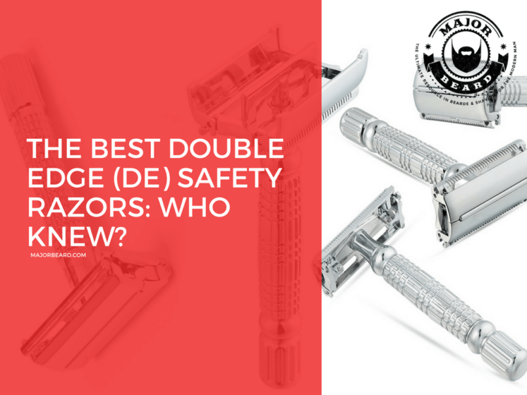 The Best Double Edge De Safety Razors Who Knew