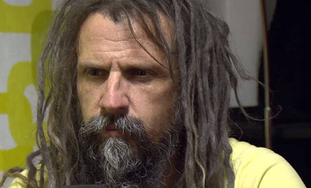 Dreads And Beard: The Rob Zombie