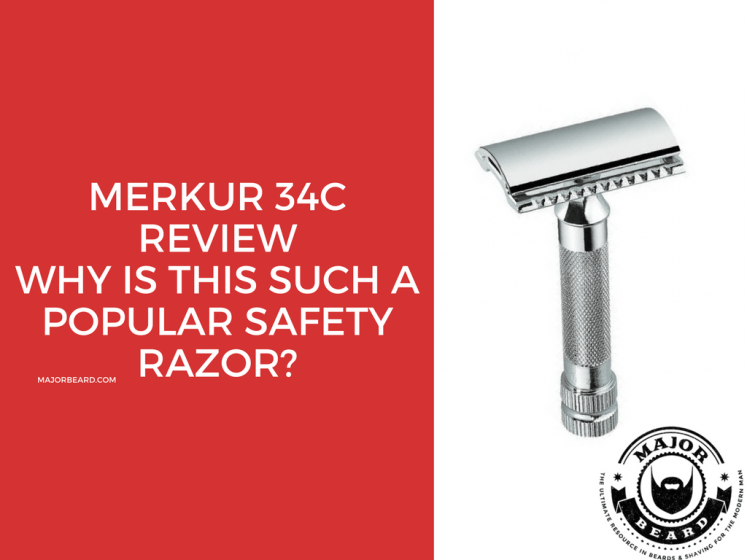 Merkur 34c review – Why is this such a popular safety razor?