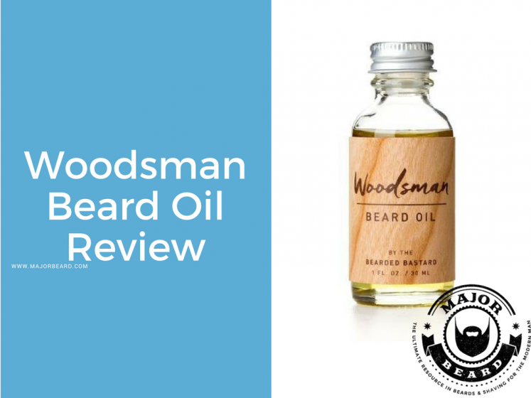 Woodsman Beard Oil Review