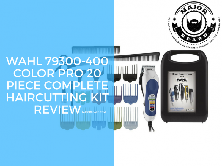 Wahl 79300-400 Color Pro 20 Piece Complete Haircutting Kit Review