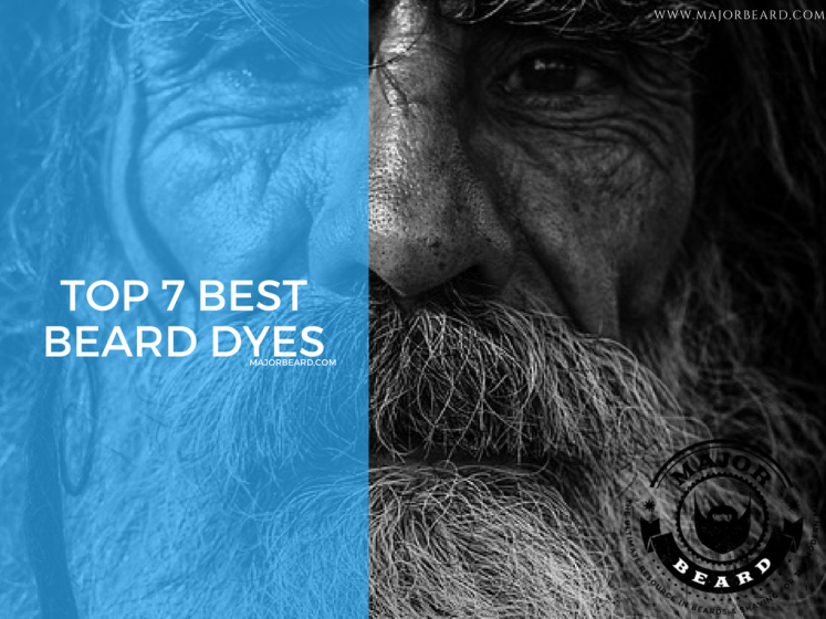Top 7 Best Beard Dyes