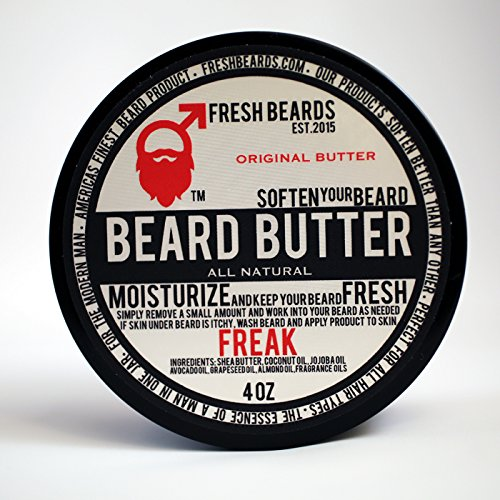Fresh Beards Freak Beard Butter Review