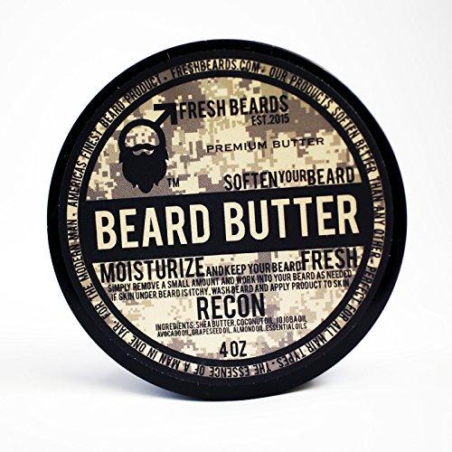 Fresh Beards Recon Beard Butter Review