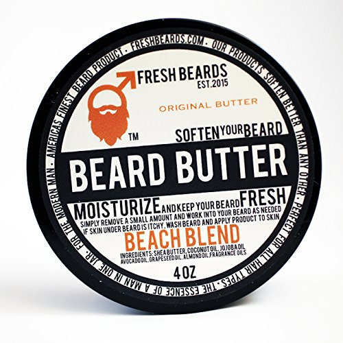 Fresh Beards Beach Blend Beard Butter Review