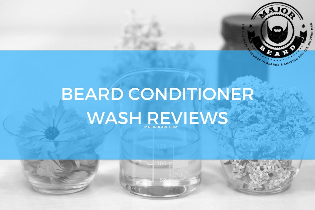 BEARD CONDITIONER WASH REVIEWS