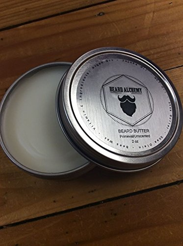 Beard Alchemy Beard Balm / Beard Butter Leave-In Conditioner - 2oz - Bay Rum