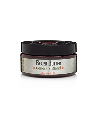 Bearded Soldier Beard Butter General's Blend, 3 oz
