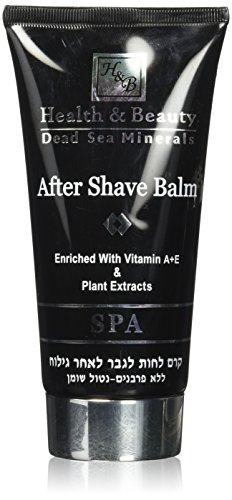 Health & Beauty Dead Sea Minerals After Shave Balm for Men 150ml