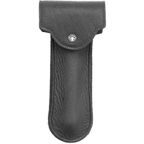 Merkur Genuine Leather Sheath Razor Case for Safety Razors