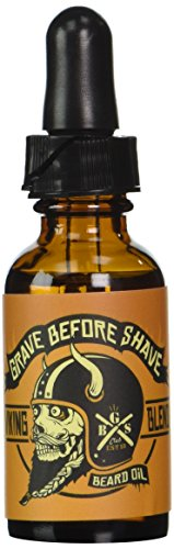 GRAVE BEFORE SHAVE Viking Blend Beard Oil